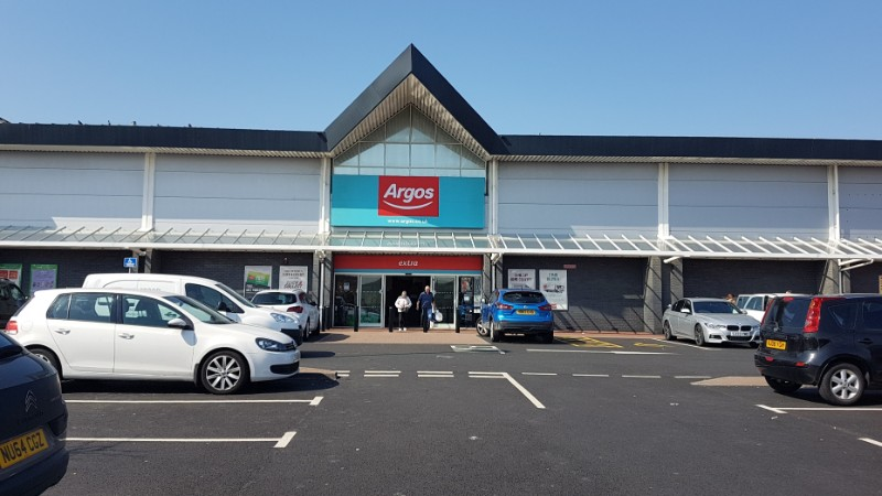 Argos at Hylton Riverside Retail Park, Sunderland