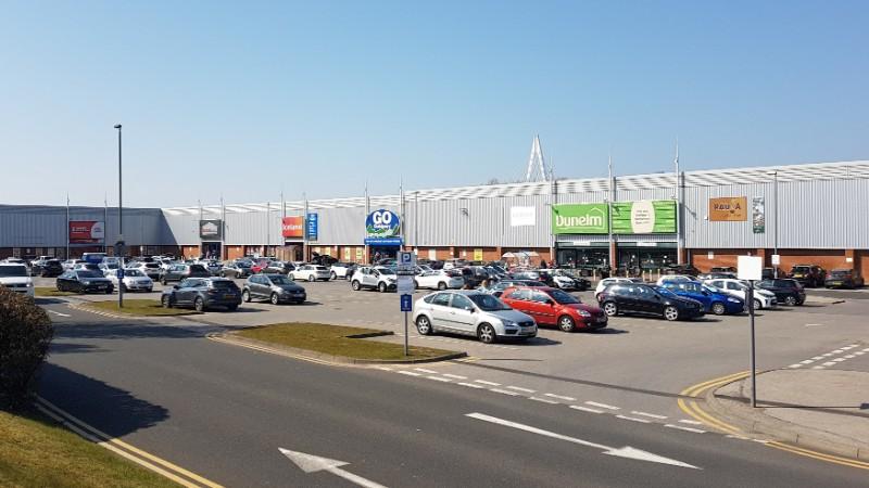 Pallion Retail Park, Sunderland