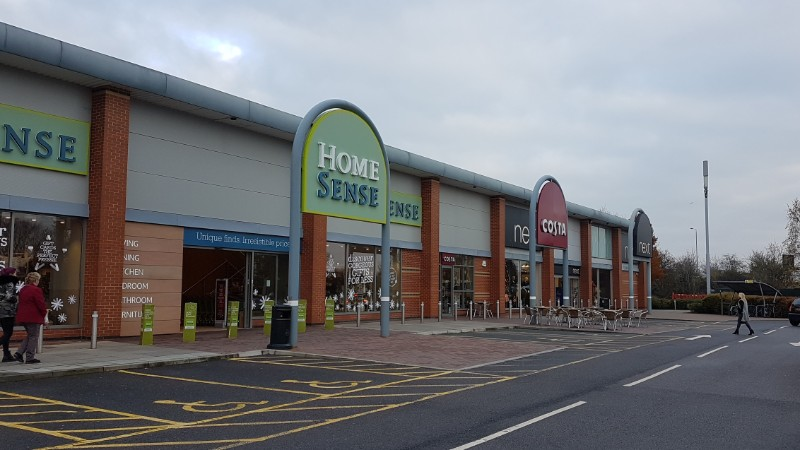 Greenbridge Retail Park, Swindon