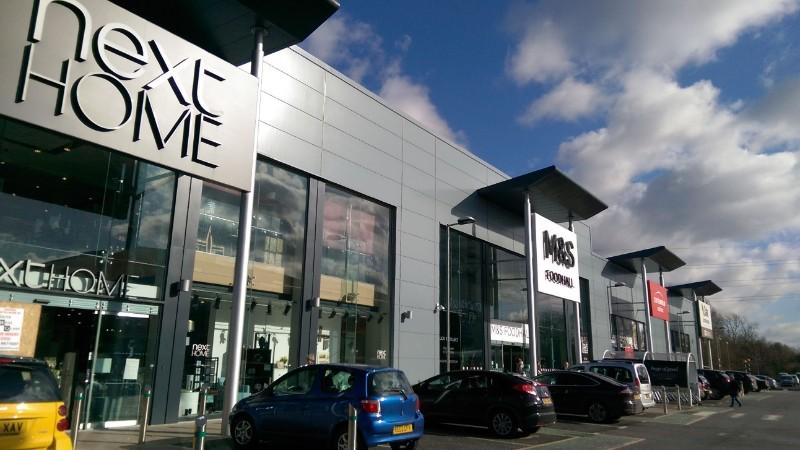 Mannington Retail Park, Swindon
