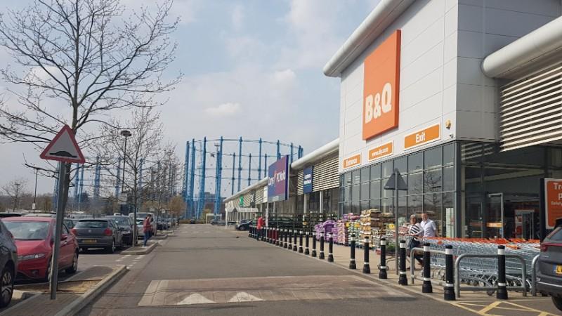 Bell Green Retail Park