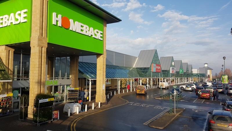 Wrekin Retail Park, Telford