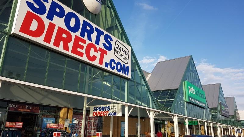 Shops at Wrekin Retail Park, Telford