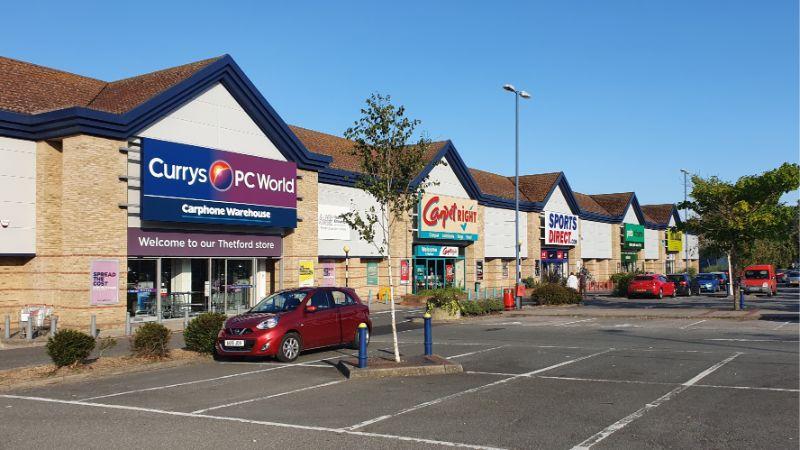 Forest Retail Park, Thetford