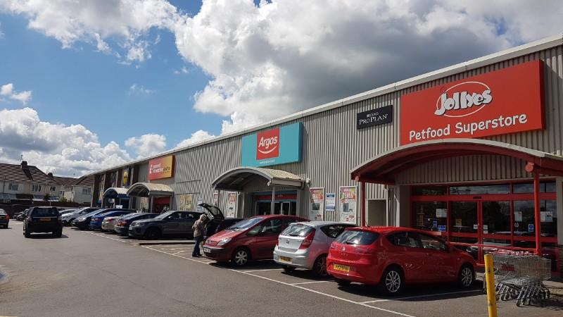 Totton Retail Park, Southampton