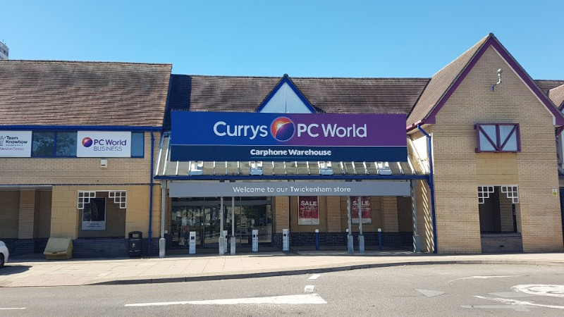 Currys PC World at Ivybridge Retail Park