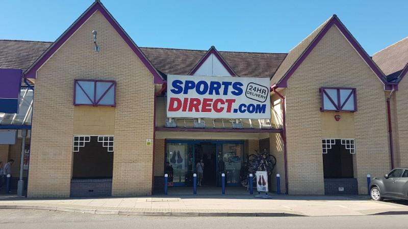 Sports Direct at Ivybridge Retail Park