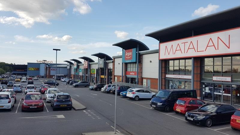 Shops at Wellington Retail Park, Waterlooville