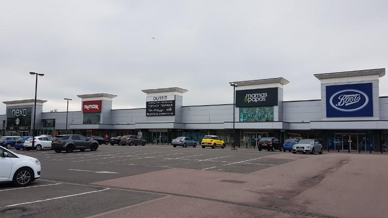 Gallagher Shopping Park, Wednesbury