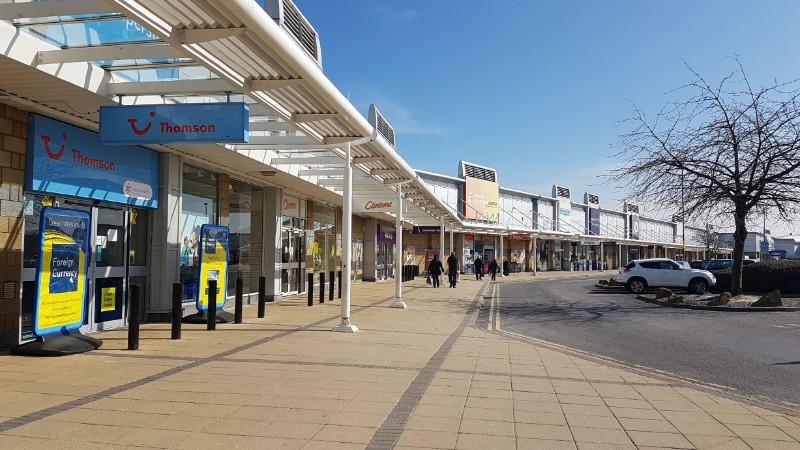 Robin Retail Park, Wigan