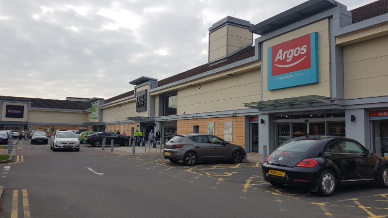 Shops at Elgar Retail Park