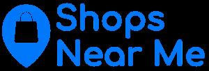 Shops Near Me site logo